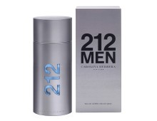 CAROLINA HERRERA 212 men eau de toilette, 50 ml