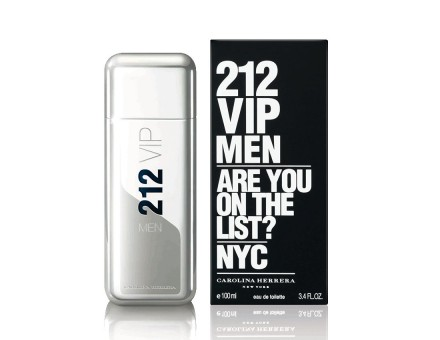CAROLINA HERRERA 212 VIP eau de toilette, 50 ml