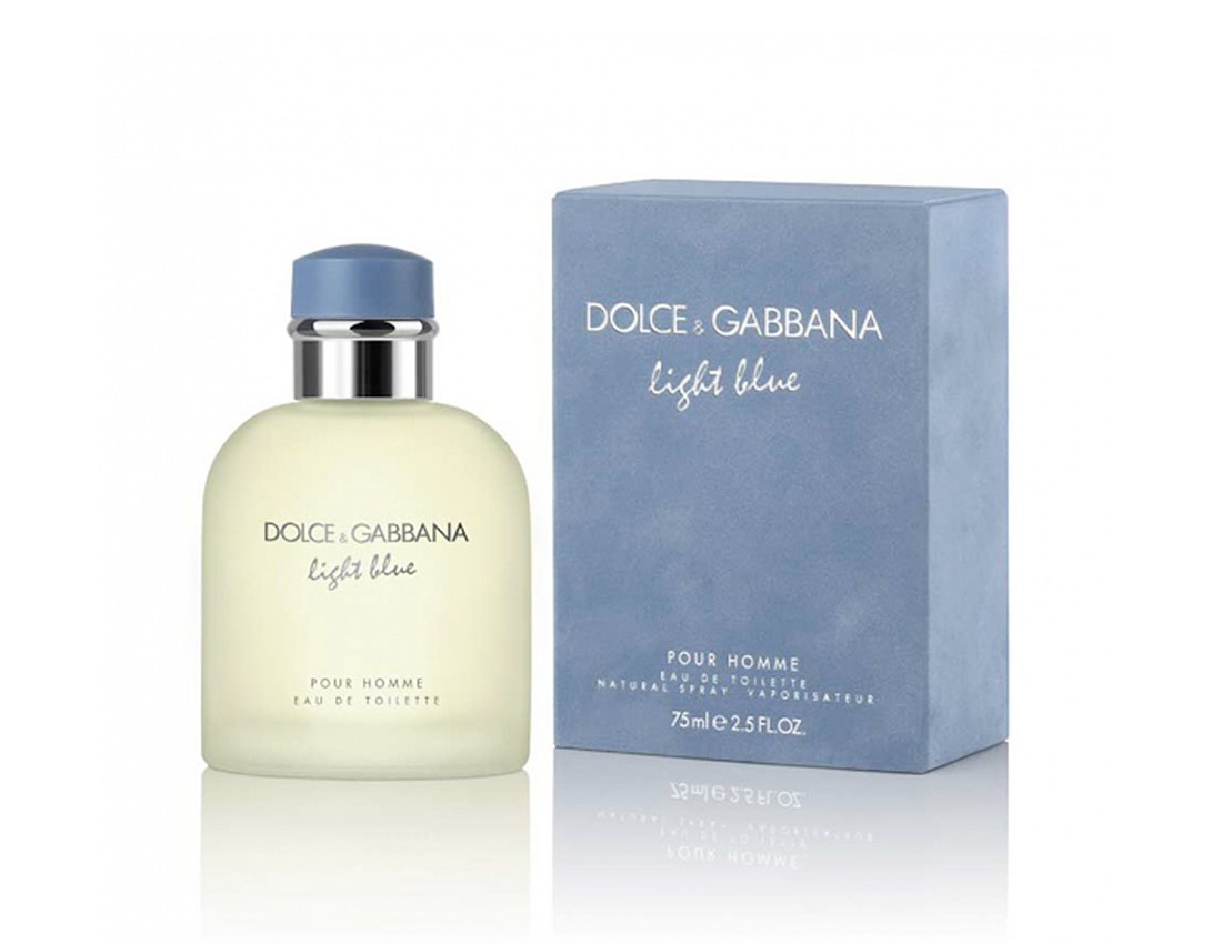 OLCE&GABBANA LIGHT BLUE