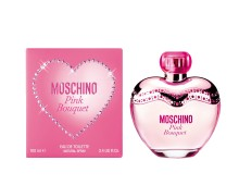 MOSCHINO Pink Bouquet eau de toilette, 100 ml