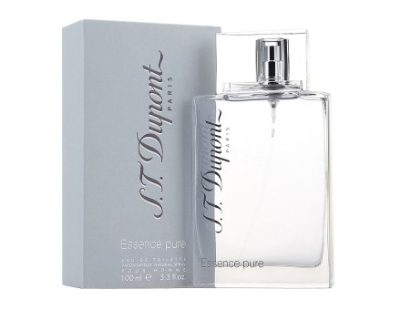 ST. DUPONT Essence Pure eau de toilette, 100 ml