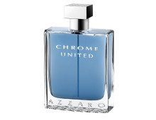 AZzaro Chrome United eau de toilette, 100 ml