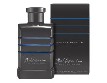 BALDESSARINI Secret Mission eau de toilette, 90 ml