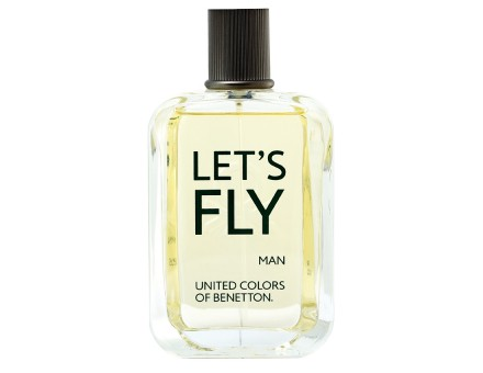 BENETTON Let's Fly eau de toilette,100 ml