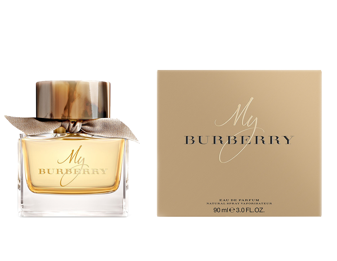 BB My Burberry [L] [EDP 90]