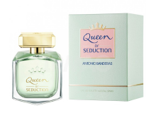 Antonio Banderas Queen Of Seduction eau de toilette, 80 ml