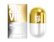 Carolina Herrera 212 VIP New York Pills eau de toilette, 20 ml