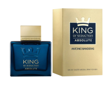 Antonio Banderas King OS Absolute eau de toilette, 100 ml