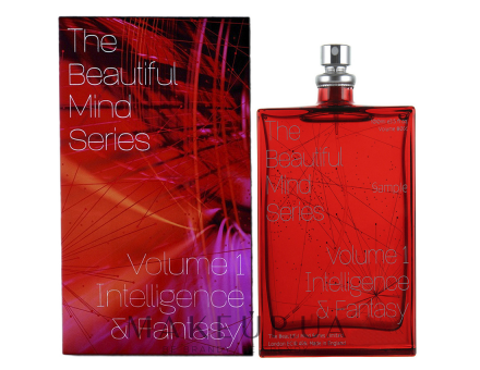 Escentric Molecules The Beautiful Mind Series Intelligence & Fantasy, 100 ml
