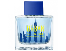 ANTONIO BANDERAS  Urban Seduction Blue  EAU DE TOILETTE, 100 ML