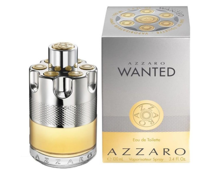 Azzaro Wanted eau de toilette, 50 ml