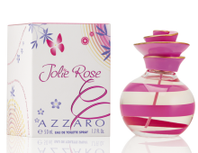 Azzaro Jolie Rose eau de toilette, 50 ml