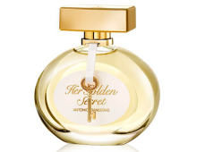 Antonio Banderas Her Golden Secret EAU DE TOILETTE, 80 ML