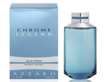 AZzaro Chrome Legend eau de toilette, 75 ml