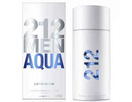 Carolina Herrera 212 Aqua eau de toilette, 100 ml