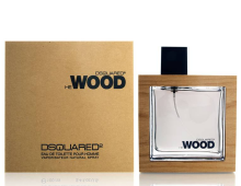 DSQUARED2 HE WOOD eau de toilette, 100 ml