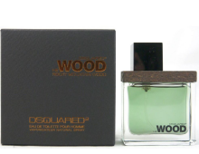 DSQUARED2 ROCKY MOUNTAIN WOOD eau de toilette, 100 ml