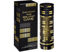 Davidoff The Brilliant Game eau de toilette, 60 ml