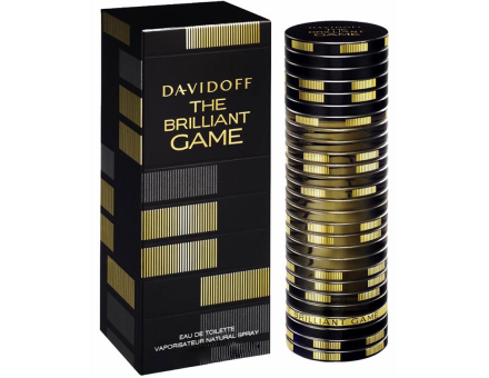 Davidoff The Brilliant Game eau de toilette, 100 ml