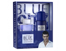 Blue Seduction Antonio Banderas eau de toilette, 50/150 набор