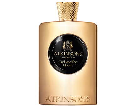 Atkinsons Oud Save The Queen eau de parfum, 100 ml