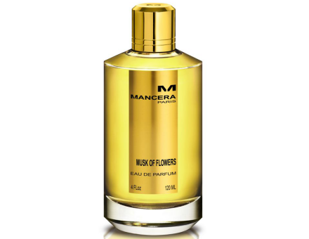 Mancera Musk Of Flowers eau de parfum, 120 ml