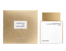 Calvin Klein Euphoria Pure Gold Men eau de parfum, 100 ml