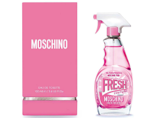 Moschino Pink Fresh Couture eau de toilette, 100 ml