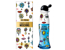 Moschino So Real Cheap & Chic eau de toilette, 50 ml
