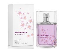 Armand Basi In Flowers eau de toilette, 50 ml