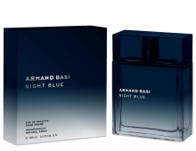 ARMAND BASI Night Blue EAU DE TOILETTE, 50 ml